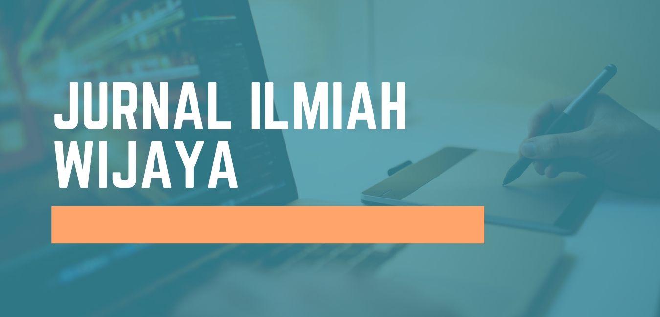 Jurnal Ilmiah Wijaya HomePage Image